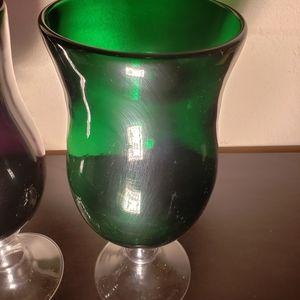 none Accents - Large Deco Vase's Set of 2 (read measurements,